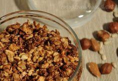 domaci_musli_1 Cereal, Almond, Beans, Vegetables, Breakfast, Fit, Morning Coffee, Shape, Almond Joy