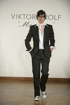 Viktor & Rolf Spring 2006 Menswear - Collection - Gallery - Style.com