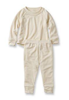 #LLBean: Wicked Warm Midweight Underwear Set, Toddlers'