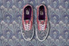 VANS x LIBERTY OF LONDON (HOLIDAY PACK) | Sneaker Freaker