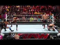 The Prime Time Players reunite: Raw, February 16, 2015 - YouTube