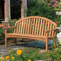 Brittany 5-1/2 ft. bench.