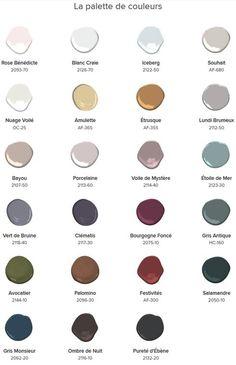 Tendances 2017 couleurs peinture