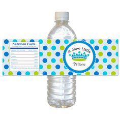 Printable Personalized Jungle Safari Zoo Water Bottle Labels ...