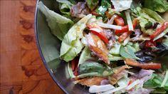Fris-pittige makreelsalade