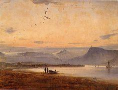 Peder Balke (Norwegian, 1804-1887) - Tromsø