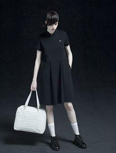 「ミントデザインズ+フレッドペリー」コラボアイテム発売決定 - ポロシャツやソックスなどの写真8