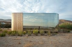 The Non Program Pavilion aims to seamlessly  integrate contemporary design with sustainabi...
