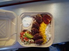 thanks to eat adventures food tours for stopping by! ~ love Caspian Kabob when I am in Portland! ~kt