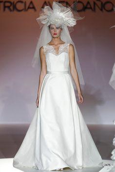 Patricia Avendano Spring 2013 Bridal Collection via fashionbride.wordpress.com