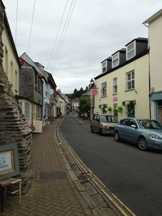 Lostwithiel - The Antiques Capital of Cornwall!