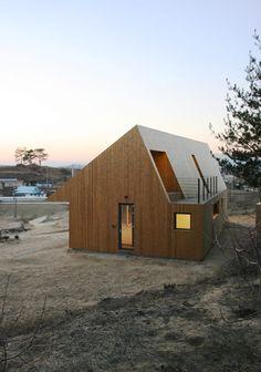 stpmj · Shear House. Yecheon, Republic of Korea