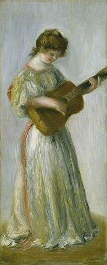 Music by Pierre Auguste Renoir - 1895