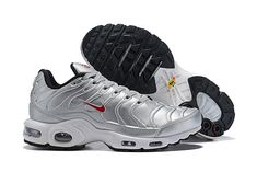 detailed look 00f9b a0b9b Nike Air Max Plus 158XY Boys Running Shoes, Nike Air Max Running, Nike Air