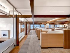 Midtown Architecture Inspires SmithMaran for Insight Venture Partners | Projects | Interior Design