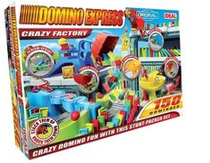 Domino Express Crazy Factory    Get Now  this Great Opportunity. At Toy shop Bargain WE always Find Great Stuff for you :)
