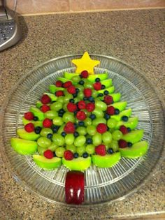 Sapin de fruits