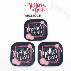 Mothers Day Worlds Best Mum Printed Coaster Frosted present gift wholesale School Fundraisers, Present Gift, Happy Mothers, New Product, Fundraising, Frost, Coasters, Presents, Day