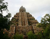 :) Repinned this.  Looks like the Temple of the Jaguar?  Anyone know.
