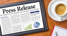 Writing a press release for your small business? Public relations professionals offer their tips for how to write an effective release that gets read. Medical News, Medical Research, Marketing Digital, Content Marketing, Media Marketing, Marketing Budget, Inbound Marketing, Marketing Tools, Business Marketing