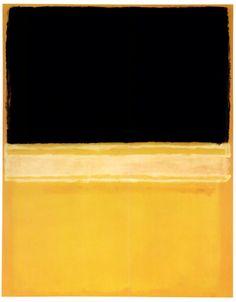 Snake Ranch | dailyrothko:   Mark Rothko, Untitled (Black, Pink,...