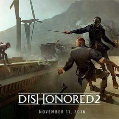 Dishonored 2 sera disponible le 11 novembre 2016 - Bethesda Softworks, une entreprise ZeniMax Media, annonce aujourd'hui que Dishonored 2 sortira le vendredi 11 novembre 2016, sur Xbox One, PlayStation 4 et PC. Développé par les équipes d'Arkane...