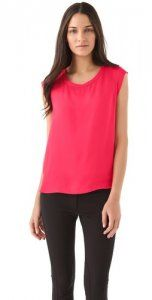 3.1 Phillip Lim Muscle Tee from Shopbop.com on Wallabii