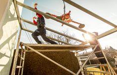 Christkindl-Aktion - Fenster Schmidinger erfüllt einen Traum von einem Sommergarten in Walding bei Oberösterreich! Infos unter www.fenster-schmidinger.at  #Terrassenverglasung #Montage #Sommergarten