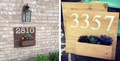 Address Planters