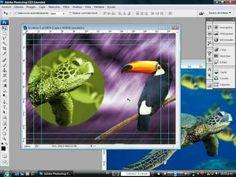 Tutoríal de Photoshop CS4 Básico 2/16 - YouTube