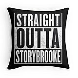 Straight Outta Storybrooke Pillow ($21)