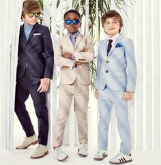 sneakers with the Lundlow Suit. I say ALWAYS  <3 J.Crew Spring 2014 for boys
