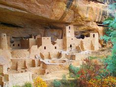 Ancient Native Americans enjoyed apartment-style living.