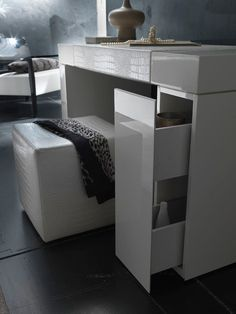 Nightfly Dressing Table modern dressers chests and bedroom armoires