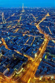 Paris at night #paris
