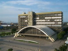 Francisco Jose, Train Station, Portuguese, Modern Architecture, Travel Tips, Art Deco, Africa, Sweet Memories, Modernism
