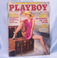 Playboy Magazine June 1984-Jesse Jackson interview. by VintageByDuran on Etsy Find more vintage playboy and other books and magazines, click below https://www.etsy.com/shop/VintageByDuran?section_id=20512435