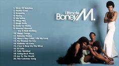 Boney M greatest hits - best of Boney M HD/HQ