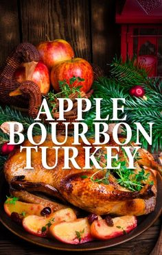 Michael Symon whipped up a great Apple Bourbon Turkey recipe for The Chew's Thanksgiving Celebration episode, the same turkey he'll be cooking his family. Turkey Dishes, Turkey Recipes, Fall Recipes, Holiday Recipes, Chicken Recipes, Beef Recipes, Recipies, The Chew Recipes, Great Recipes