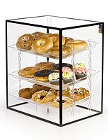 21 best countertop bakery display cases images cabinets bakery rh pinterest com
