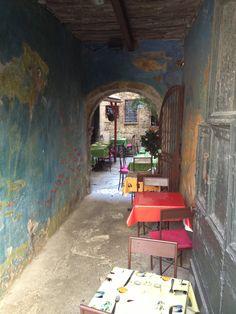 Restaurant Pezenas South of France