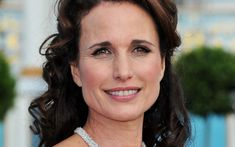 andie macdowell 2013 - Essence  - down to earth quality.
