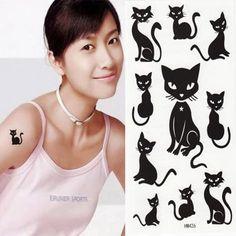 50 Most Beautiful Cat Tattoos Ideas (For Girls)   Ink Tattoo Art