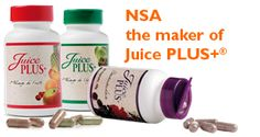 NSA Juice Plus - http://simplemlmsponsoring.com/what-is-juice-plus/nsa-juice-plus/