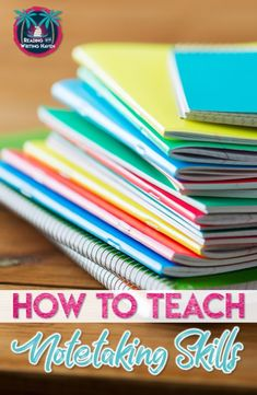 Note taking strategies and best practices for middle and high school notetakingstrategies highschoolela Middle School Classroom, Science Classroom, High School Students, School Teacher, School Notes, Law School, Teacher Stuff, Classroom Decor, Note Taking Strategies