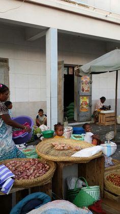 Pazar yeri,Madagascar