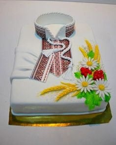 торт на заказ Chocolates, Dancer Cake, Towel Cakes, Ukrainian Recipes, Fondant, Birthday Cakes For Men, Cakes For Women, Cake Icing, Sugar Art