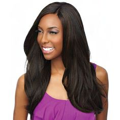 Black Women in Hair - Christina Jenkins - The Weave ~ The Spicy Closet
