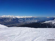 #Skiing At #Axamer #Lizum With #View To #Innsbruck In #Tyrol #Austria @fotolia @fotoliaDE #fotolia #nature #travel #holidays #landscape #mountains #winter #season #bluesky #outdoor #wonderful #panorama #stock #photo #portfolio #download #hires #royaltyfree