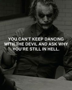 Most memorable quotes from Joker, a movie based on film. Find important Joker Quotes from film. Joker Quotes about who is the joker and why batman kill joker. Joker Qoutes, Joker Frases, Best Joker Quotes, Batman Quotes, Badass Quotes, Best Quotes On Life, Dark Quotes, Strong Quotes, Wisdom Quotes